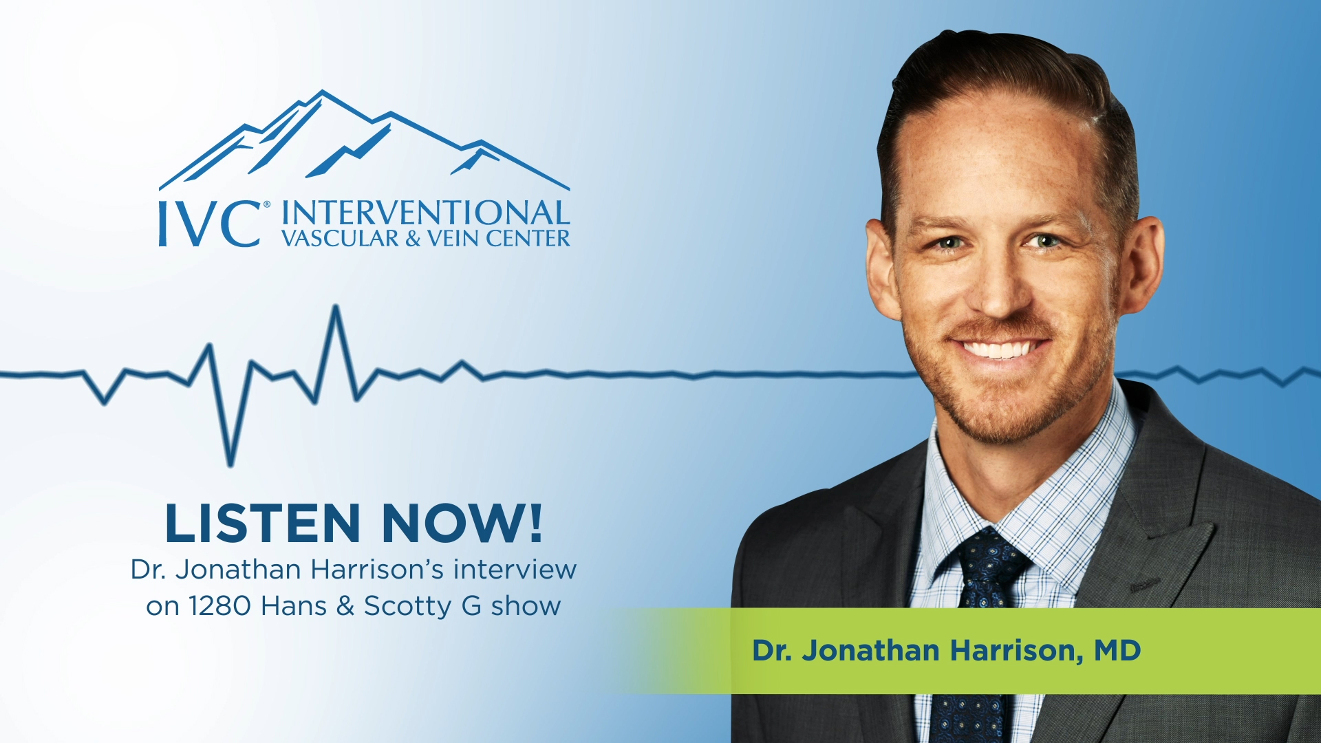 Dr. Harrison radio interview