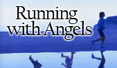 Running With Angels Logo